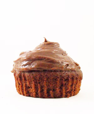 Image of Duncan Hines Chocolate Cupcake