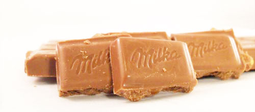 Milka Chocolate Image