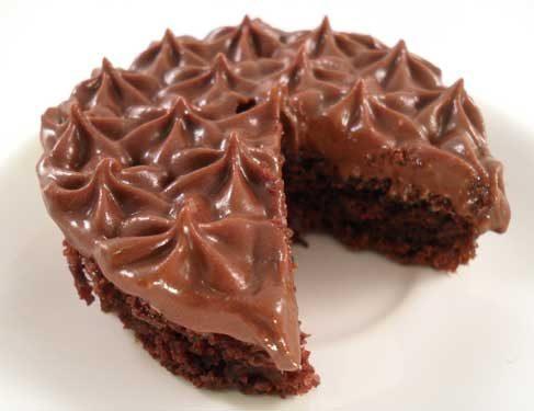 Double Chocolate Cake-Marie Calendar's