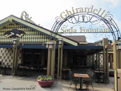 Chocolate Vacations: Ghirardelli, Florida