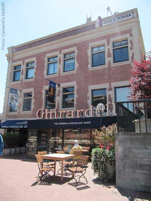 Chocolate Vacations: Ghirardelli, San Francisco, California