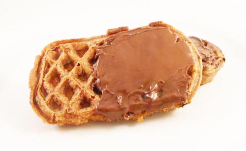Image of Hershey's Spread on Waffle
