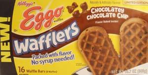 Chocolate Wafflers Package
