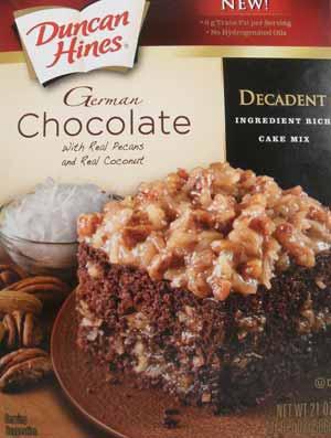 Ghirardelli Dark Chocolate Cake Mix Review