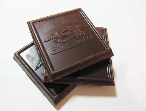 Image of Ghirardelli Cabinet Matinee Chocolate