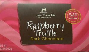 Lake Champlain Raspberry Truffle Bar (package)