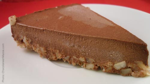 Pure Market Chocolate Truffle Pie