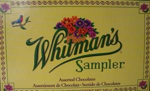 Whitmans Sampler Box