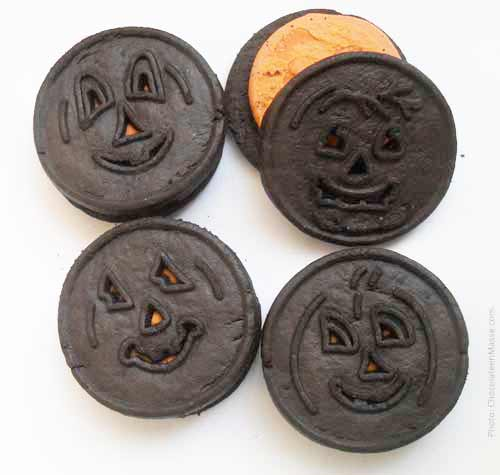 Image of Trader Joe's Halloween Joe Joe's Cookies
