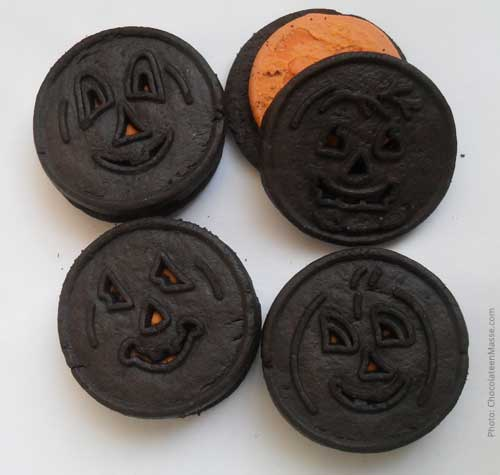 Trader Joe's Halloween Joe Joe's Cookies
