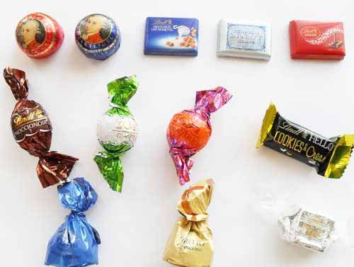 Image of Lindt Chocolate