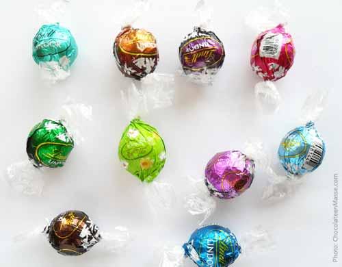 Lindt Store Chocolate Haul: Individual Pieces   ChocolateenMasse.com