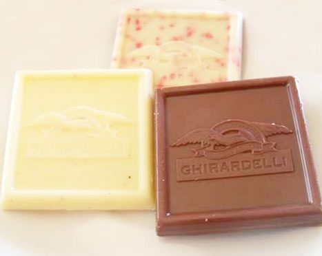 Image of Ghirardelli Holiday Squares