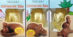 Niagara Milk Chocolate Dinosaur Egg Review | chocolateenmasse.com